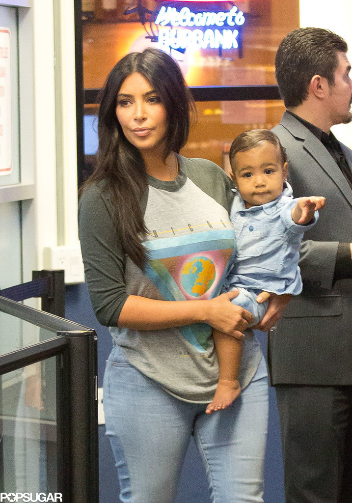 North West Is So Cute, Even Rob Kardashian Can't Help but Gush