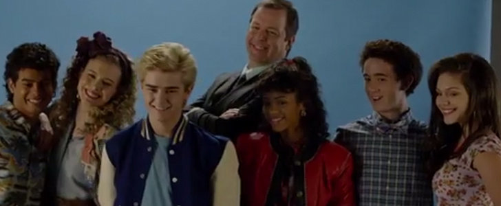 16 Bizarre Things That Happen in Lifetime's Saved by the Bell Movie Teaser