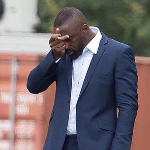 Idris Elba Tweets About Bulge Pictures 2014