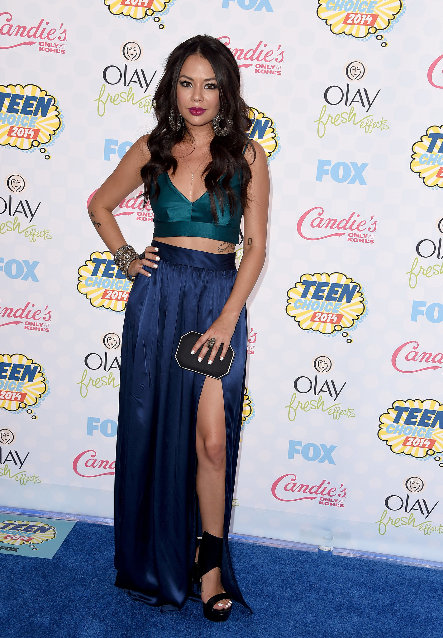 The Pretty Little Liars Cast Takes Over the Teen Choice Awards!
