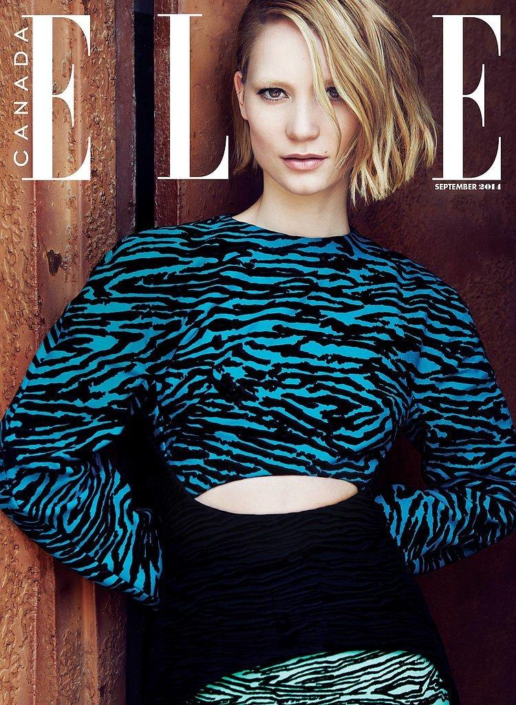 Elle Canada September 2014