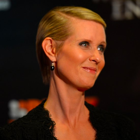 Cynthia Nixon on HPV Vaccination