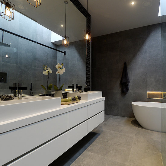 The Block Glasshouse 2014 Chris And Jenna Perfect Bathroom
