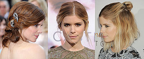 10 Times Kate Mara Had the Coolest Updos on the Red Carpet