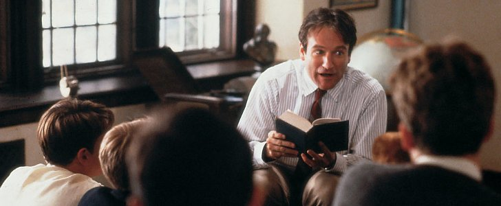 POPSUGAR Shout Out: The Most Profound and Beautiful Robin Williams Movie Quotes