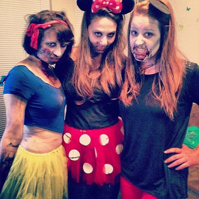 Zombify Last Year's Halloween Costume
