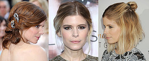 10 Times Kate Mara Had the Coolest Up 'Dos on the Red Carpet