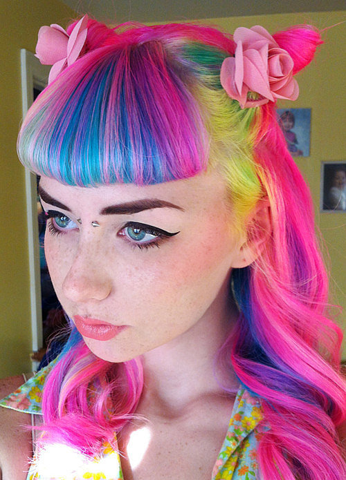Lisa Frank Locks