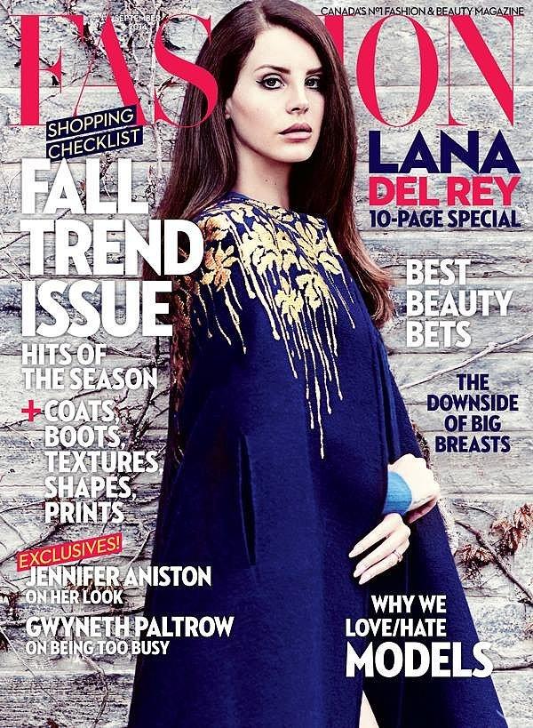Fashion Magazine September 2014
