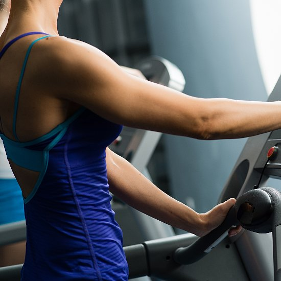 40-Minute Treadmill Workout With Intervals