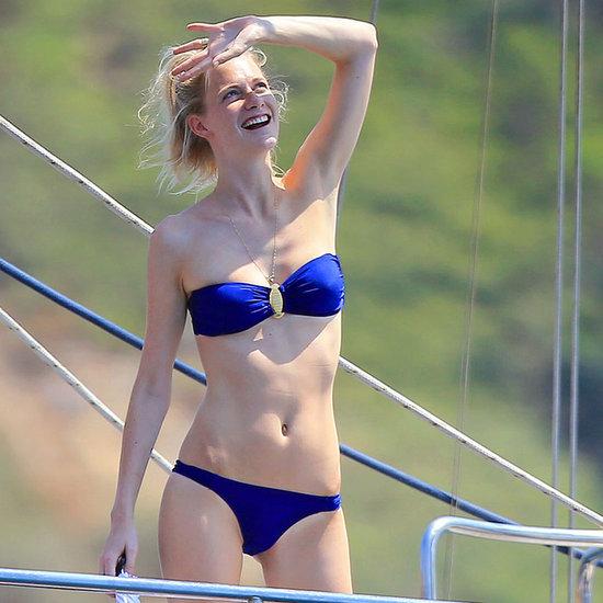 Celebrity Bikini Style