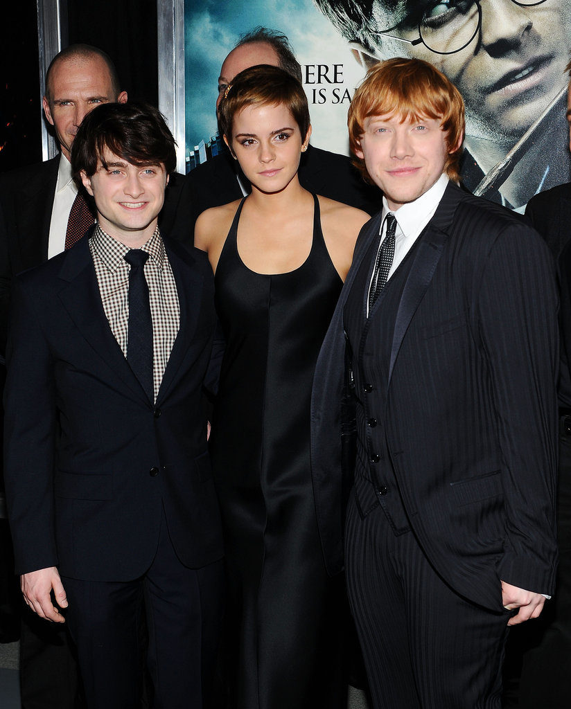 Harry Potter and the Deathly Hallows: Part 1 Premiere (2010)
