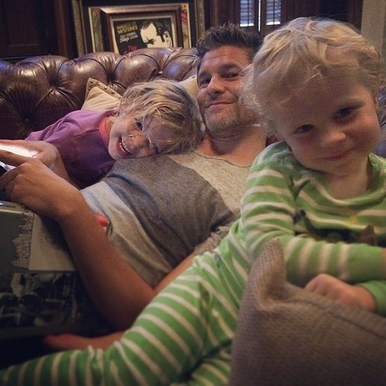 Neil Patrick Harris And David Burtka Family Instagram Photos