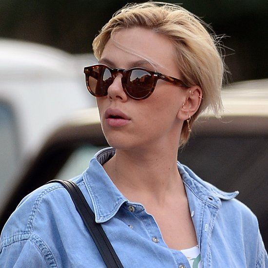 Scarlett Johansson's Baby Bump 2014 | Pictures