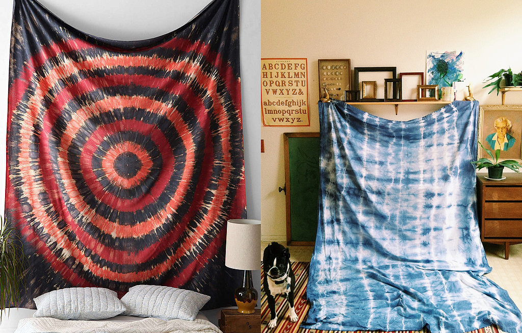 Tie-Dyed Tapestry