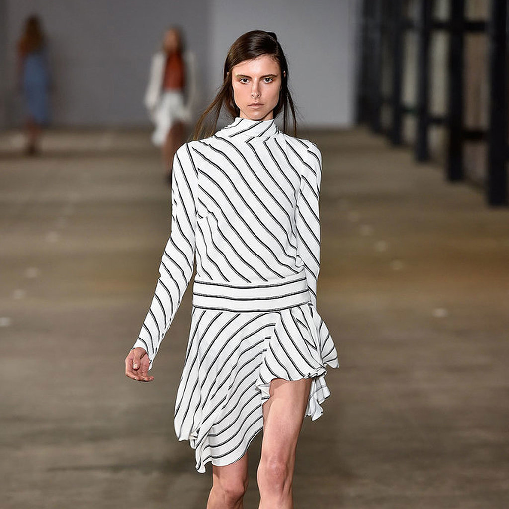 Spring summer 2014 2015 fashion week runway trends
