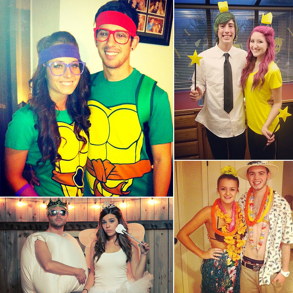 diy: all new cheap diy couples costumes