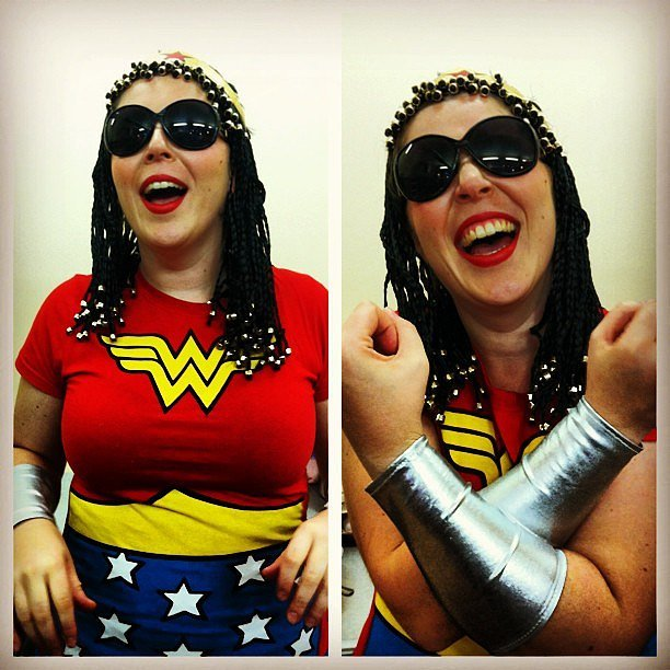 Stevie Wonder Woman