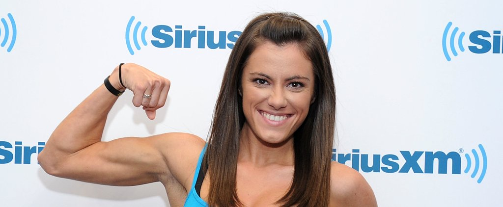 POPSUGAR Shout Out: Workout Tips From an American Ninja Warrior