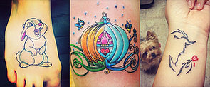 35 Magical Disney Tattoos That Will Inspire You to Get Inked