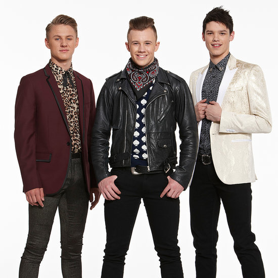 The X Factor Australia 2014 Interview Younger Than Yesterday