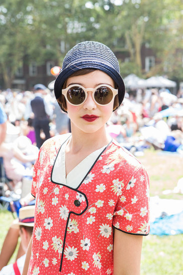 Even Daisy Buchanan Would Crush on These 1920s Street Style Stars