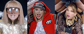 "Steal All of Taylor Swift's Lipstick Looks From Her New ""Shake It Off"" Video"
