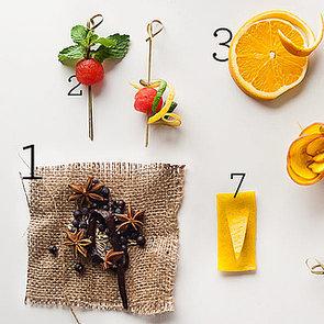 Gourmet Cocktail Garnishes