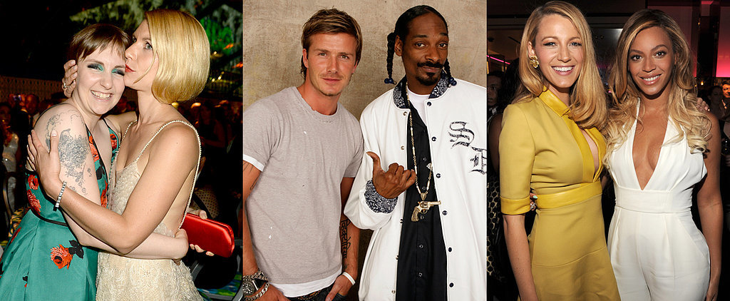 They're Friends?! 12 Celebrity Pals That Might Surprise You
