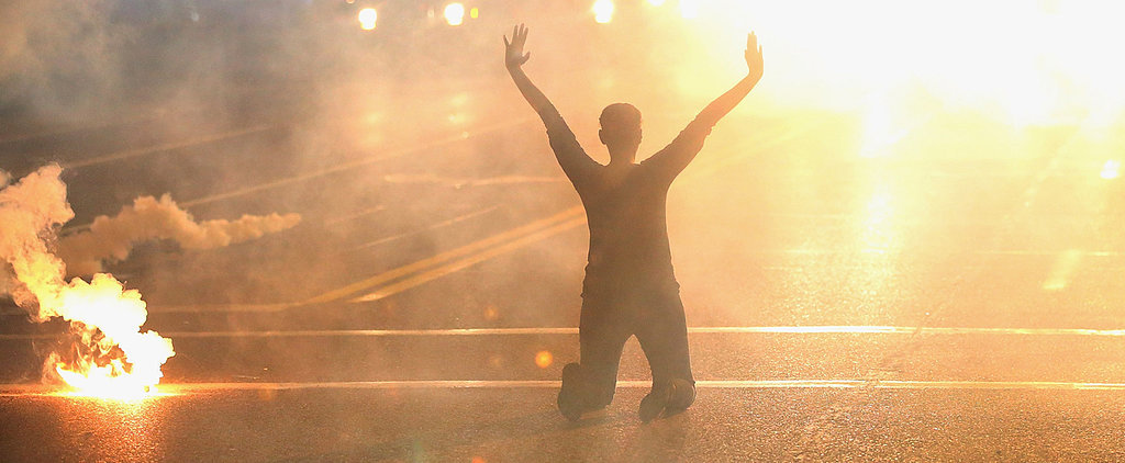 21 Powerful Images From the Ferguson Protests