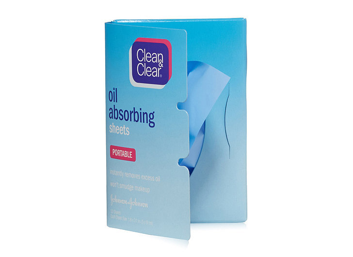 Clean & Clear Oil-Absorbing Sheets, $9