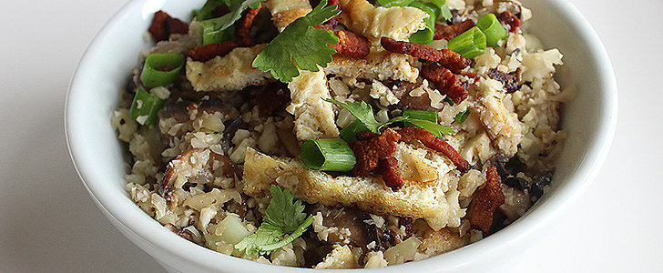 "Low in Carbs, High in Protein: Asian Fried ""Rice"" Is Paleo Perfection"