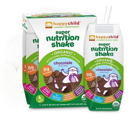 Happy Child Super Nutrition Shake