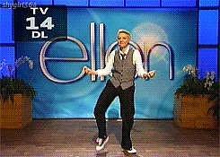 When She Showed Us Her Ellen DeGeneres Impression