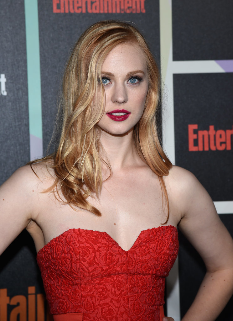 Strawberry Blonde Looks Incredible On Creamy Skin Tones