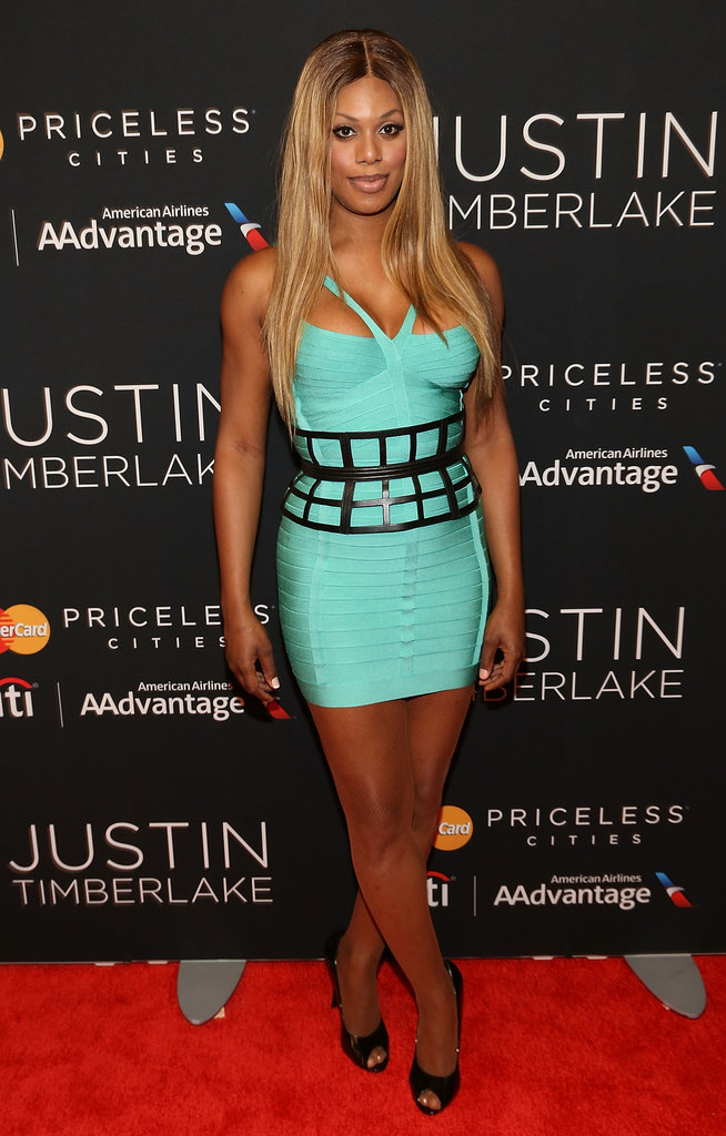 She turned heads at a Justin Timberlake concert in July 2014 in this stem-flaunting minidress.