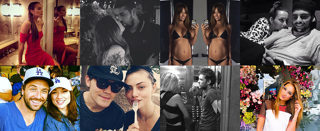 Sexy Couples Heat Up This Week's Celebrity Candids
