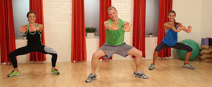 Kick Out the Jams and Torch the Fat With This Dance Workout
