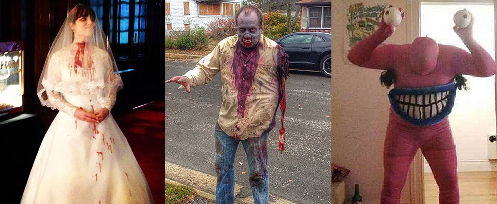 25 Spine-Chilling Halloween Costumes to DIY For Scary Cheap