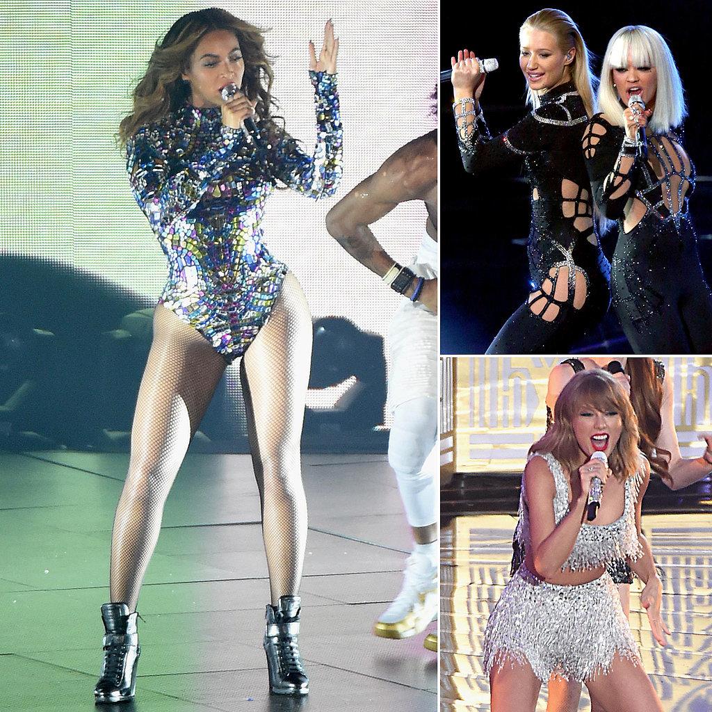 VMAs 2014 Performance Looks