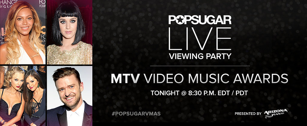 Join Our Live MTV VMAs Viewing Party Tonight!