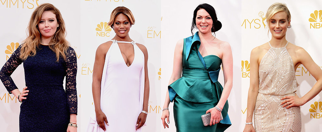 The OITNB Cast Breaks Out of Its Prison Garb
