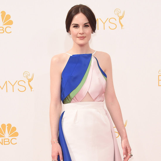 Michelle Dockery's Dress at Emmys 2014