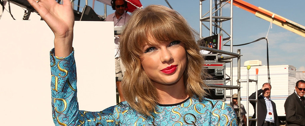Wow, You Have to See the Bottom of Taylor Swift's Mary Katrantzou Romper