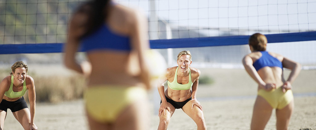 The Exercise Volleyball Players Do Off the Court For a Strong Core