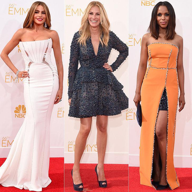 Emmys 2014 Red Carpet Dresses