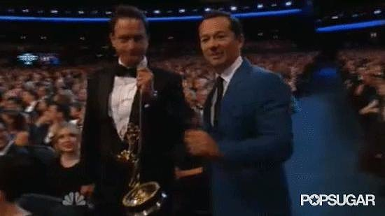 The Single, Solitary Bathroom Key Was Attached to an Emmy Statuette