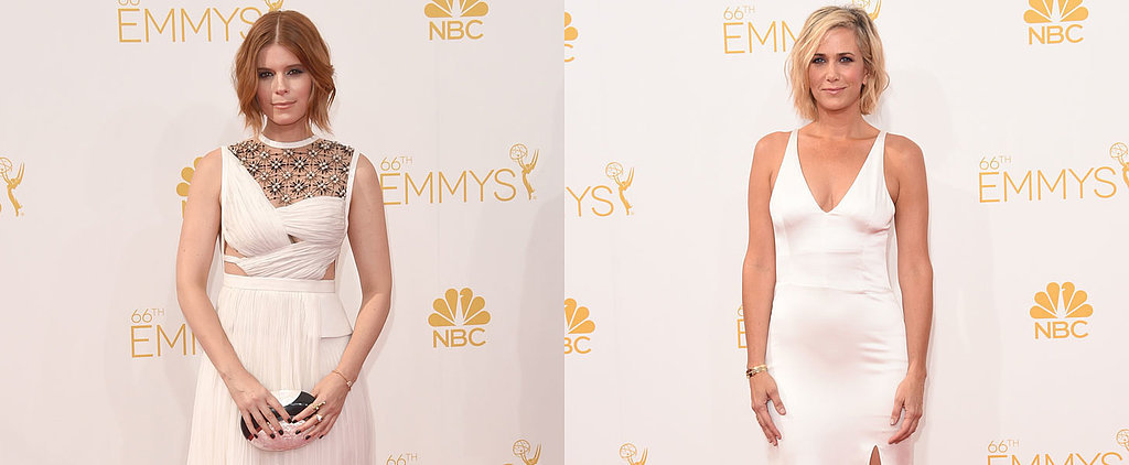 These Emmys Gowns Are the Definitive Proof That White Looks Hot on Everyone