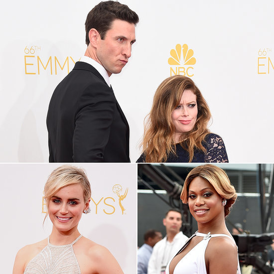 The OITNB Cast Basically Broke Out of Prison and Went Straight to the Emmys