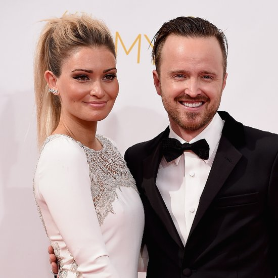 Aaron Paul Acceptance Speech About His Wife 2014 Emmy Awards
